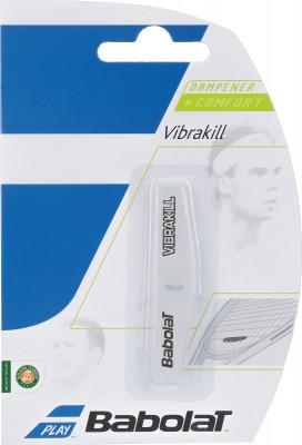 Виброгаситель Babolat VibrakillВиброгасители<br>Виброгаситель babolat vibrakill выполнен по эксклюзивной технологии и обеспечивает максимальный комфорт во время занятий теннисом.