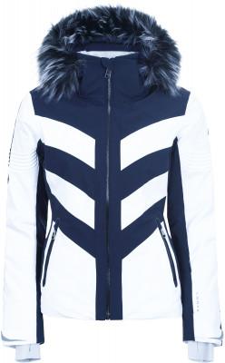 Фото - Куртку женская Luhta Jalonoja, размер 42 белого цвета