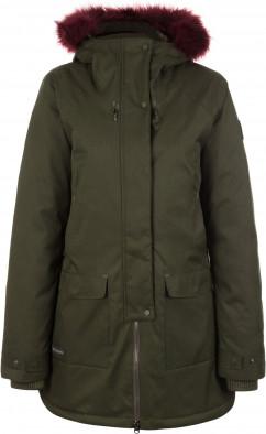 a0eee9d7 Куртка утепленная женская Columbia Hawks Prairie болотный цвет ...