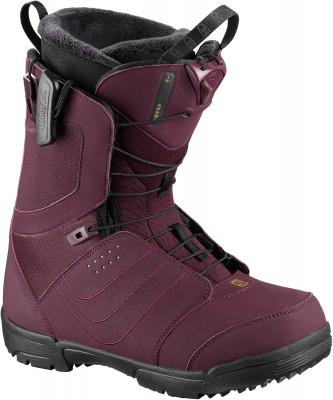 Сноубордические ботинки женские Salomon Pearl, размер 37  (405901-24-)