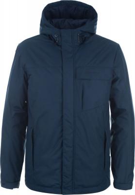 Куртка утепленная мужская OutventureУтепленная куртка средней длины и прямого кроя предназначена для походов и активного отдыха.<br>Пол: Мужской; Возраст: Взрослые; Вид спорта: Походы; Водонепроницаемость: 3000 мм; Паропроницаемость: 3000 г/м2/24 ч; Вес утеплителя: 120 г/м2; Температурный режим: До +5; Покрой: Прямой; Длина куртки: Средняя; Капюшон: Не отстегивается; Количество карманов: 5; Технологии: ADD DRY; Производитель: Outventure; Артикул производителя: S17AOJZ448; Страна производства: Китай; Материал верха: 100 % полиэстер; Материал подкладки: 100 % полиэстер; Материал утеплителя: 100 % полиэстер; Размер RU: 48;
