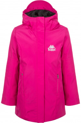 Куртка утепленная для девочек Kappa