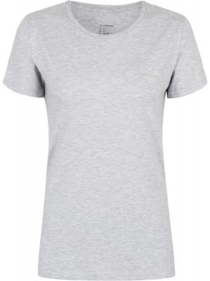 Футболка женская DemixУдобная футболка в спортивном стиле от demix. Натуральные материалы в составе ткани преобладает натуральный хлопок.<br>Пол: Женский; Возраст: Взрослые; Вид спорта: Спортивный стиль; Покрой: Приталенный; Материалы: 90 % хлопок, 5 % спандекс, 5 % вискоза; Производитель: Demix; Артикул производителя: ETSW181AXL; Страна производства: Бангладеш; Размер RU: 50-52;