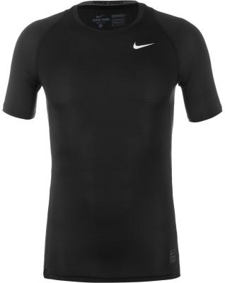 Футболка мужская Nike Pro Cool CompressionМужская футболка nike pro cool compression станет удачным выбором для тренировок.<br>Пол: Мужской; Возраст: Взрослые; Вид спорта: Тренинг; Плоские швы: Да; Технологии: Nike Dri-FIT Cool; Производитель: Nike; Артикул производителя: 703094-010; Страна производства: Шри-Ланка; Материалы: 92 % полиэстер, 8 % эластан; Размер RU: 50-52;