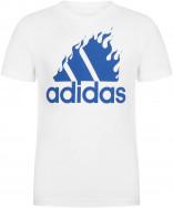 Футболка для мальчиков adidas Badge of Sport Graph