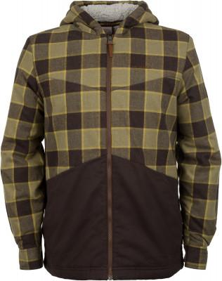 Купить со скидкой Рубашка с длинным рукавом мужская Merrell, размер 52