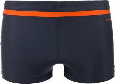 Плавки-шорты мужские JossЛаконичные мужские плавки-шорты joss подойдут для бассейна. Свобода движений крой не стесняет движения.<br>Пол: Мужской; Возраст: Взрослые; Вид спорта: Плавание; Назначение: Тренировки; Длина плавок: 27 см; Материал верха: 84 % полиэстер, 16 % спандекс; Материал подкладки: 80 % полиэстер, 20 % спандекс; Производитель: Joss; Артикул производителя: S17AJSAE54; Страна производства: Китай; Размер RU: 54;