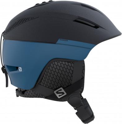 Шлем Salomon Ranger2Обновленная версия классического шлема от salomon. Технология eps 4d в сочетании с регулировкой custom dial обеспечивает повышенную безопасность и плотную посадку.<br>Пол: Мужской; Возраст: Взрослые; Вид спорта: Горные лыжи; Конструкция: In-mould; Вентиляция: Регулируемая; Сертификация: CE-EN1077 / ASTM F-2040; Регулировка размера: Есть; Тип регулировки размера: Custom Dial; Материал внешней раковины: Пластик; Материал внутренней раковины: Пенополистирол; Материал подкладки: Полиэстер; Технологии: Advanced Skin ActiveDry, Custom dial, EPS 4D; Производитель: Salomon; Артикул производителя: L39912900; Срок гарантии: 2 года; Страна производства: Китай; Размер RU: 59-62;