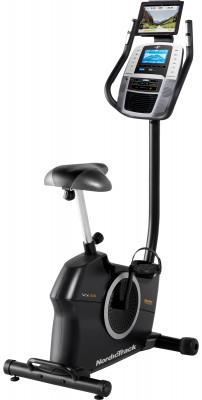 Велотренажер магнитный NordicTrack Vx 450Технологичный велотренажер для домашних кардиотренировок. Занятия на тренажере позволят укрепить мышцы ног и пресса.<br>Система нагружения: Магнитная; Масса маховика: 8; Регулировка нагрузки: Электронная; Нагрузка: 20 уровней; Измерение пульса: Датчики на поручнях; Нагрудный кардиодатчик: Опционально; Питание тренажера: Сеть: 220В; Максимальный вес пользователя: 130 кг; Время тренировки: Есть; Скорость: Есть; Пройденная дистанция: Есть; Уровень нагрузки: Есть; Скорость вращения педалей: Есть; Израсходованные калории: Есть; Пульс: Есть; Целевые тренировки (CountDown): Есть; Дополнительные функции: Маршрут; Общее количество тренировочных программ: 20; Пользовательские программы: Есть, через приложение iFIT; Регулировка сиденья: Вертикальная/Горизонтальная; Подставка для аксессуаров: Держатель для бутылки, держатель для планшета; Транспортировочные ролики: Есть; Компенсаторы неровности пола: Есть; Дополнительно: Bluetooth; Размер в рабочем состоянии (дл. х шир. х выс), см: 99 x 53 x 167; Вес, кг: 30; Вид спорта: Кардиотренировки; Технологии: CoolAire, SMR, iFit; Производитель: NordicTrack; Артикул производителя: TEVEX83916; Срок гарантии: 2 года; Страна производства: Китай; Размер RU: Без размера;