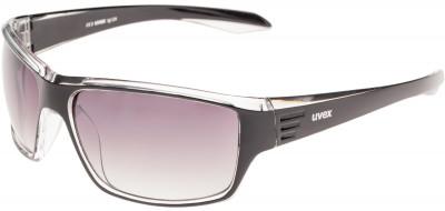 Солнцезащитные очки UvexФункциональные солнцезащитные очки. Дизайн обеспечит оптимальный обзор, а специальное покрытие litemirror - защиту от бликов и инфракрасного излучения даже при ярком свете.<br>Цвет линз: Серый Зеркальный; Назначение: Городской стиль; Пол: Мужской; Возраст: Взрослые; Вид спорта: Активный отдых; Ультрафиолетовый фильтр: Есть; Зеркальное напыление: Есть; Материал линз: Поликарбонат; Оправа: Пластик; Технологии: 100% UVA- UVB- UVC-PROTECTION, Decentered Lens, LITEMIRROR; Производитель: Uvex; Артикул производителя: S5308792218; Срок гарантии: 1 месяц; Страна производства: Китай; Размер RU: Без размера;