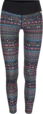 Легинсы женские Termit, размер 42Surf Style <br>Яркие и оригинальные легинсы для серфинга и вейкбординга от termit - идеальное сочетание удобства и защиты от ультрафиолета.