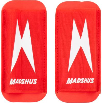 Липучки для беговых лыж MadshusЛипучки для беговых лыж в фирменной расцветке бренда madshus. Модель подойдет для лыж шириной до 48 см.<br>Пол: Мужской; Возраст: Взрослые; Вид спорта: Беговые лыжи; Материалы: 50 % полиуретан, 50 % полиамид; Производитель: Madshus; Артикул производителя: N13505195; Срок гарантии: 1 год; Страна производства: Китай; Размер RU: Без размера;