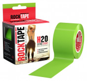 Кинезио-тейп Rocktape 5 см х 5 м, лайм