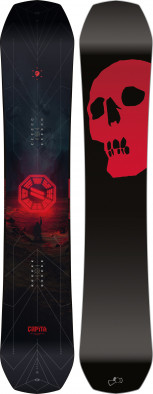 Сноуборд CAPITA THE BLACK SNOWBOARD OF DEATH