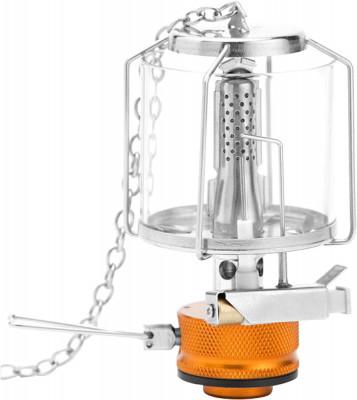 Лампа накаливания газовая Fire-MapleГазовая лампа с пьезоподжигом, 60 люкс. Функциональность благодаря подвеска на цепочке лампу легко переносить и подвешивать.<br>Вид топлива: Газ; Состав: Алюминий, нержавеющая сталь; Размеры (дл х шир х выс), см: 5 х 5 х 10; Размер в сложенном виде (дл. х шир. х выс), см: 5 х 5 х 10 см; Вес, кг: 0,135; Вид спорта: Кемпинг, Походы; Производитель: Fire-Maple; Артикул производителя: FMW-601; Срок гарантии: 1 год; Страна производства: Китай; Размер RU: Без размера;