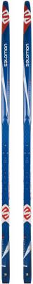 Беговые лыжи Salomon Snowscape 8Классические лыжи с укороченной конструкцией. Модель подойдет начинающим лыжникам.<br>Сезон: 2016/2017; Назначение: Прогулочные; Стиль катания: Классический; Уровень подготовки: Прогрессирующий; Пол: Мужской; Возраст: Взрослые; Рекомендуемый вес пользователя: 75-90 кг; Сердечник: Densolite 2000; Геометрия: 54 - 50 - 48 - 50 мм; Конструкция: Cap; Система насечек: Отсутствует; Скользящая поверхность: G2; Система креплений NIS: N; Жесткость: Средняя; Вид спорта: Беговые лыжи; Технологии: D2FC, Densolite 1000, G1 base; Производитель: Salomon; Артикул производителя: L391755; Срок гарантии на лыжи: 1 год; Страна производства: Болгария; Размер RU: 189;