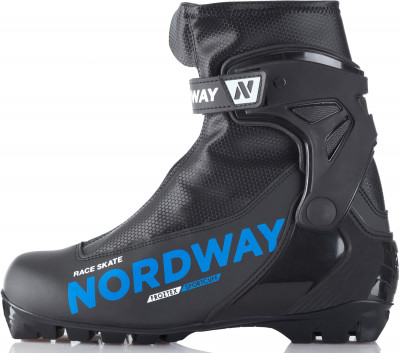 Купить со скидкой Ботинки для беговых лыж Nordway Race Skate
