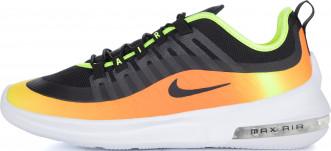 bc1aed6d Кроссовки мужские Nike Air Max Axis Premium черный/оранжевый цвет ...