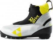 Ботинки для беговых лыж детские Fischer XJ Sprint SMU Jr Men