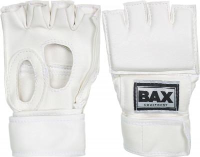 Шингарты BaxОтличные тренировочные перчатки из искусственной кожи идеально подойдут для смешенных единоборств. Оснащены простой и удобной системой фиксации.<br>Тип фиксации: Липучка; Материал верха: Искусственная кожа; Материал наполнителя: Пенополиуретан; Материал подкладки: Х/б саржа; Вид спорта: ММА; Производитель: Bax; Срок гарантии: 3 месяца; Страна производства: Россия; Размер RU: S-M;