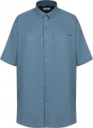 Рубашка с коротким рукавом мужская Columbia Silver Ridge Lite, Plus Size