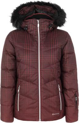 Куртка пуховая женская Glissade, размер 52