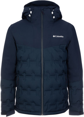Куртка пуховая мужская Columbia Wild Card, размер 52-54