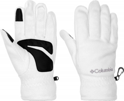 Перчатки женские Columbia ThermaratorФлисовые перчатки от columbia идеально подойдут для путешествий в холодное время года. Сохранение тепла технология omni-heat отлично сохраняет тепло.<br>Пол: Женский; Возраст: Взрослые; Вид спорта: Путешествие; Работа с сенсорным экраном: Да; Технологии: Omni-Heat; Производитель: Columbia; Артикул производителя: 1555861191L; Страна производства: Камбоджа; Материал верха: 100 % полиэстер; Размер RU: 9;