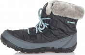 Ботинки утепленные для девочек Columbia Youth Minx Shorty Omni-Heat Waterproof