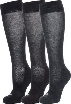 Носки Columbia New Cotton Half Cusion, 3 парыПрактичные носки от columbia отличный вариант для путешествий и активного отдыха.<br>Пол: Мужской; Возраст: Взрослые; Вид спорта: Активный отдых; Антибактериальный эффект: Нет; Плоские швы: Да; Светоотражающие элементы: Нет; Дополнительная вентиляция: Да; Компрессионный эффект: Да; Анатомический покрой: Нет; Производитель: Columbia; Артикул производителя: NCHCS3PASS; Страна производства: Китай; Материалы: 79 % хлопок, 17 % полиэстер, 4 % эластан; Размер RU: 48;