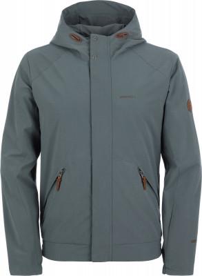 Ветровка мужская Merrell, размер 50Куртки <br>Отличный выбор для поездок и долгих прогулок - ветровка от merrell. Защита от влаги технология m select shield гарантирует защиту от грязи и осадков.