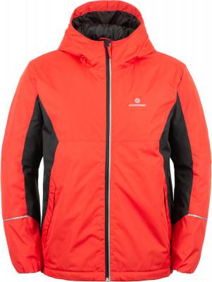 Купить Куртку утепленная мужская Nordway, размер 52 красного цвета