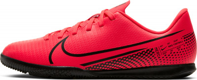 Бутсы для мальчиков Nike Jr. Mercurial Vapor 13 Club IC, размер 37,5
