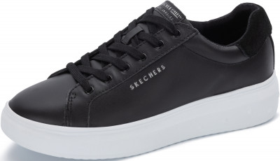 Фото 2 - Кеды женские Skechers High Street Extremely-Sole-Fu, размер 36 черного цвета