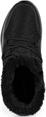 Фото 4 - Кроссовки женские Demix Prime, размер 35 черного цвета