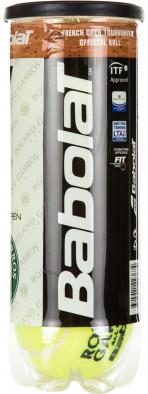 Набор теннисных мячей Babolat RG/FOAC X3