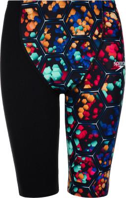 Плавки-шорты для мальчиков Speedo END+, размер 128