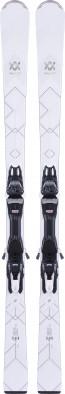 Горные лыжи женские Volkl Flair SC + VMotion 11 E GW Lady