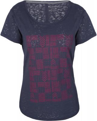 Футболка женская Columbia Elevated II Tee, размер 48Футболки<br>Легкая женская футболка для поездок и путешествий от columbia. Натуральные материалы натуральный хлопок в составе ткани для комфорта и циркуляции воздуха.