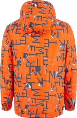 Фото 2 - Куртку утепленная для мальчиков Termit, размер 164 красного цвета