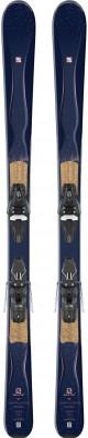 Горные лыжи женские Salomon Gemma + E Mercury 11 L90