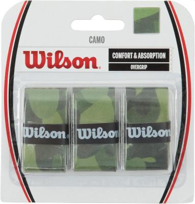Намотка верхняя Wilson CAMO OVERGRIP GR, размер Без размера