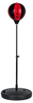 Детская напольная груша DemixДетская напольная груша demix dcs-209 отличный тренажер для маленьких начинающих спортсменов для отработки выносливости и точности ударов.<br>Регулировка по высоте: 75-105 см; Вес основания: 3-4 кг; Объем основания: 3-4 л; Диаметр основания: 33 см; Материал верха: Полиурентан; Материал наполнителя: Резина; Материал основания: Пластик; Вид спорта: Бокс, Карате, ММА, Самбо, Тхэквондо; Производитель: Demix; Артикул производителя: DCS-209; Срок гарантии: 6 месяцев; Страна производства: Китай; Размер RU: Без размера;