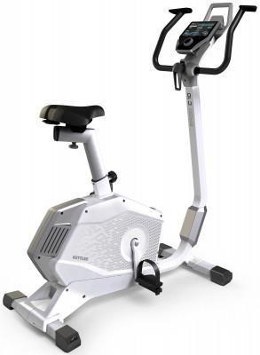 Kettler Ergo C10 7689-880Универсальный велоэргометр для домашних кардиотренировок поможет укрепить мышцы ног и пресса.<br>Система нагружения: Электромагнитная; Масса маховика: 10; Регулировка нагрузки: Электронная; Нагрузка: 25-400 Вт (шаг 5 Вт); Измерение пульса: Датчики на поручнях; Нагрудный кардиодатчик: Опционально; Питание тренажера: Сеть: 220В; Максимальный вес пользователя: 150 кг; Время тренировки: Есть; Скорость: Есть; Пройденная дистанция: Есть; Уровень нагрузки: Есть; Скорость вращения педалей: Есть; Израсходованные калории: Есть; Пульс: Есть; Хранение данных о пользователях: 4 пользователя + гость; Контроль за верхним пределом пульса: Есть; Целевые тренировки (CountDown): Есть; Дополнительные функции: фитнес-тест; Общее количество тренировочных программ: 10; Пульсозависимые программы: Есть; Пользовательские программы: Есть; Сиденье: FLEXIBLE FOAM; Регулировка руля: Есть; Регулировка сиденья: Вертикальная/Горизонтальная; Подставка для аксессуаров: Держатель для бутылки, держатель для планшета/смартфона; Транспортировочные ролики: Есть; Компенсаторы неровности пола: Есть; Дополнительно: Bluetooth; Размер в рабочем состоянии (дл. х шир. х выс), см: 119 x 55 x 137; Вес, кг: 45; Вид спорта: Кардиотренировки; Технологии: KETTMAPS; Производитель: Kettler; Артикул производителя: 7689-880; Срок гарантии: 2 года; Страна производства: Германия; Размер RU: Без размера;