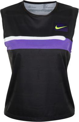 Майка женская Nike Court Slam, размер 40-42