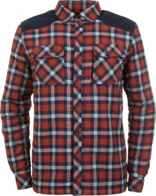 Купить со скидкой Рубашка с длинным рукавом мужская Outventure, размер 56