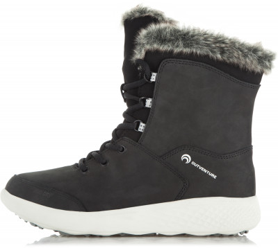 Ботинки утепленные женские Outventure Jolla, размер 37Ботинки и сапоги <br>Отличный выбор для долгих зимних прогулок - теплые и легкие ботинки outventure jolla.