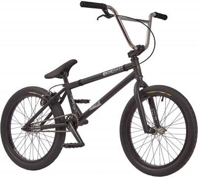 KHE Silencer (2019)Велосипеды<br>Модель khe silencer - очень легкий и очень прочный стритовый байк. Чтобы максимально облегчить конструкцию, можно демонтировать тормоза.