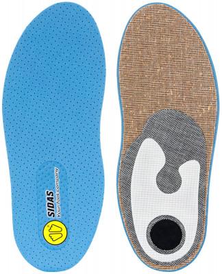 Стельки Sidas Custom Multi, размер 44-45Стельки<br>Удобная стелька от sidas. Индивидуальная адаптация технология custom позволяет учесть все индивидуальные особенности вашей стопы.