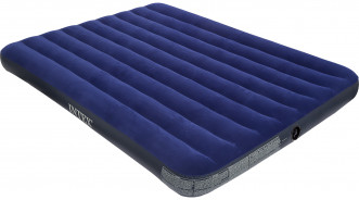 Матрас надувной Intex Classic Downy Bed Queen